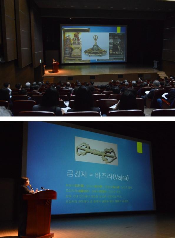 강희정 / 서강대학교 동아연구소 교수 강연 사진