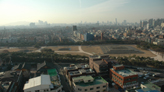 서울 석촌동 고분군 전경