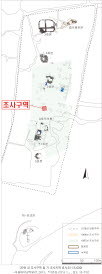 서울 석촌동 고군분(남에서)